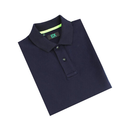 Solid Polo // Navy (S)