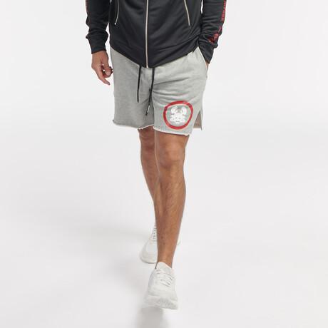 Robi Shorts // Grey Melange (S)