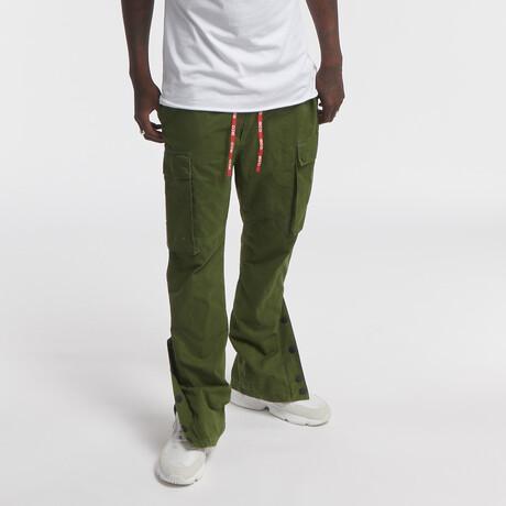Fokko Pants // Army (S)