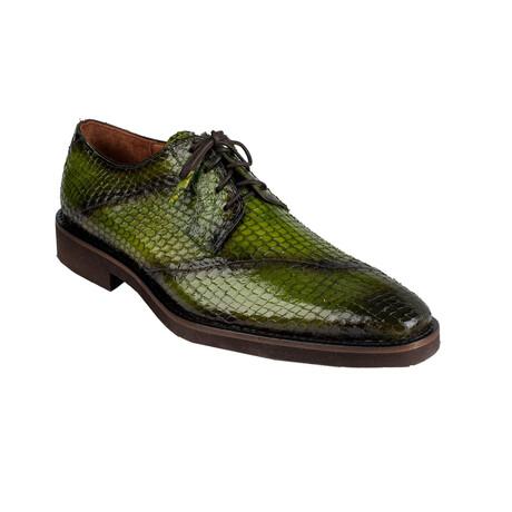 Tony Shoes // Antique Emerald (US: 8)