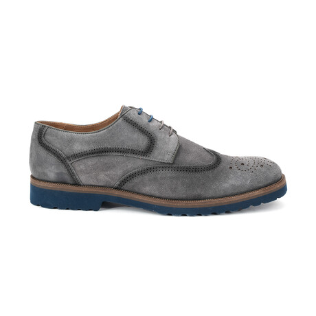 Cardiff II Shoes // Gray (US: 8)