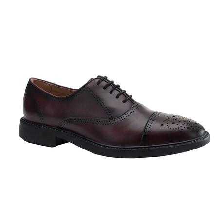 Vincenzo Vegan Shoes // Antique Burgundy (US: 8)