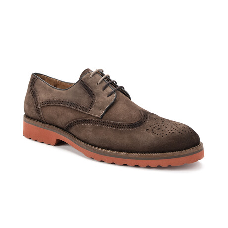 Cardiff II Shoes // Tobacco (US: 8)