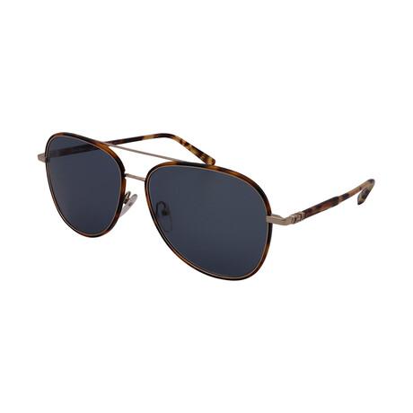 Unisex SF181S-281 Aviator Sunglasses // Vintage Tortoise