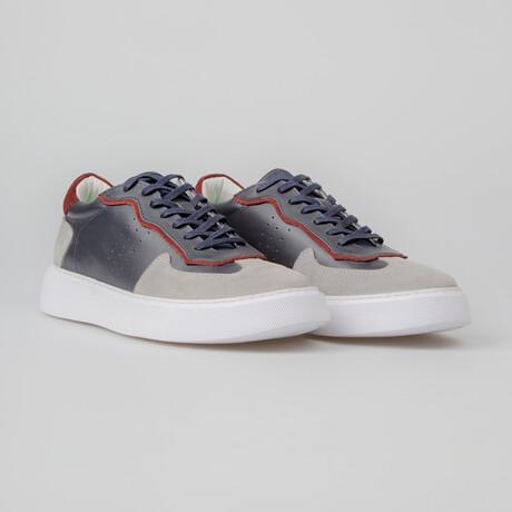 TT1655 Sneakers // Navy Blue (Men's Euro Size 39)