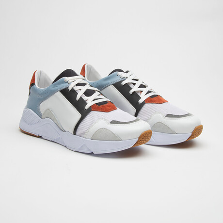 TT1700 Sneakers // White (Men's Euro Size 40)