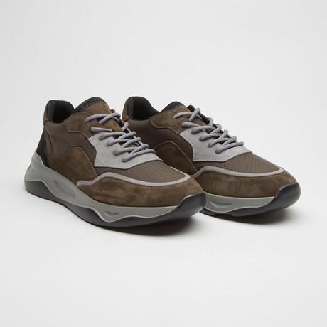 TT1652 Sneakers // Green (Men's Euro Size 39)