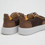 TT1658 Sneakers // Brown (Men's Euro Size 40)
