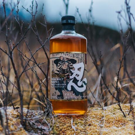 Pure Malt Whisky // 750 ml