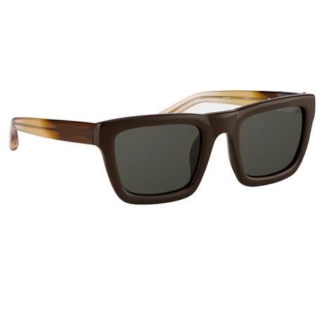 Unisex PL100C3SUN Sunglasses // Army