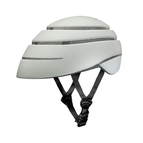 Closca Helmet Loop // Pearl + White (Medium)