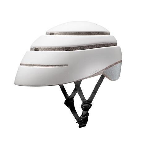 Closca Helmet Loop // Pearl + Reflective (Medium)