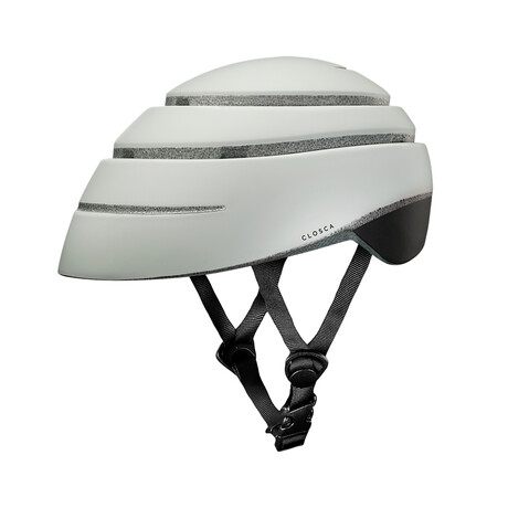 Closca Helmet Loop // Pearl + Black (Large)