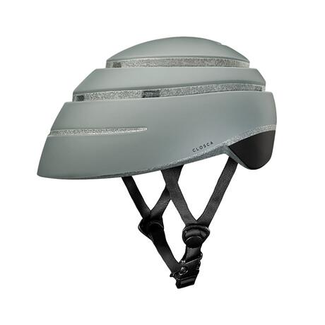 Closca Helmet Loop // Fossil + Black (Medium)