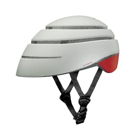 Closca Helmet Loop // Pearl + Red Wine (Medium)