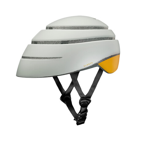 Closca Helmet Loop // Pearl + Mustard (Large)