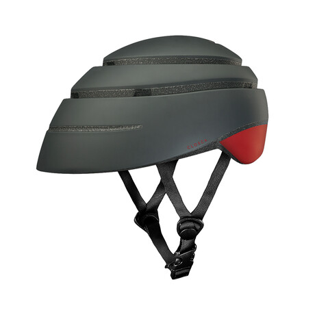 Closca Helmet Loop // Graphite + Red Wine (Medium)
