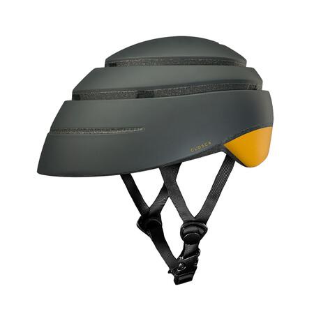 Closca Helmet Loop // Graphite + Mustard (Medium)