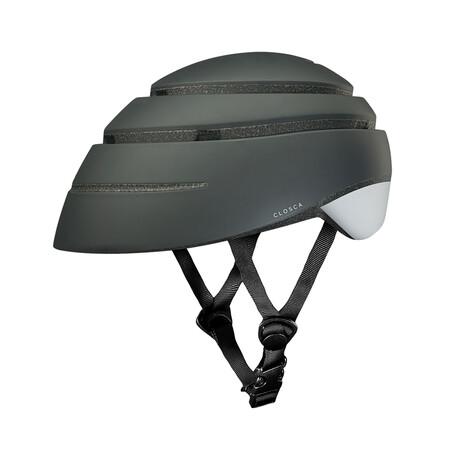 Closca Helmet Loop // Graphite + White (Medium)