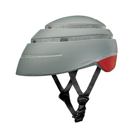 Closca Helmet Loop // Fossil + Red Wine (Medium)