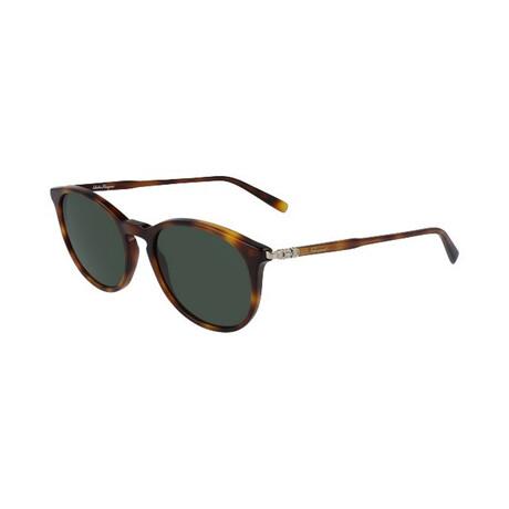 Unisex SF911SG-214 Round Sunglasses // Tortoise