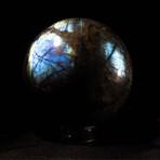 Iridescent Labradorite Sphere