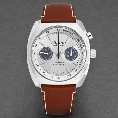 Alpina Startimer Pilot Chronograph Automatic // AL727SS4H6
