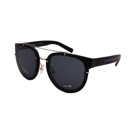 Dior // Unisex BLACKTIE143S-E3Z Square Sunglasses // Black