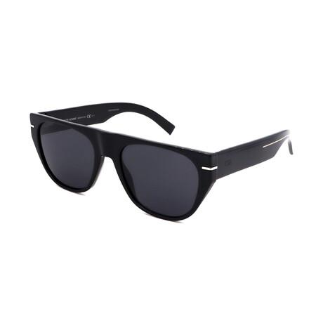 Dior // Men's BLACKTIE257S-807 Square Sunglasses // Black