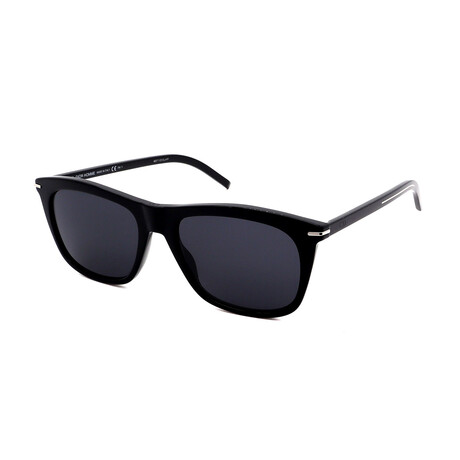 Dior // Men's BLACKTIE268S-807 Square Sunglasses // Black