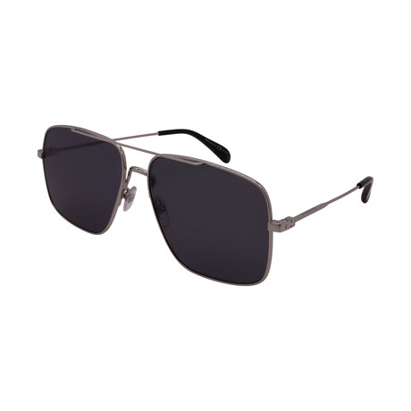 Givenchy // Unisex GV7119-S-010 Aviator Sunglasses // Silver