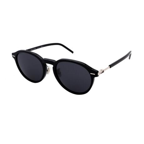 Dior // Men's TECHNICITY1F0807 Square Sunglasses // Black