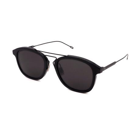 Dior // Unisex BLACKTIE227S-OEC Pilot Sunglasses // Matte Black