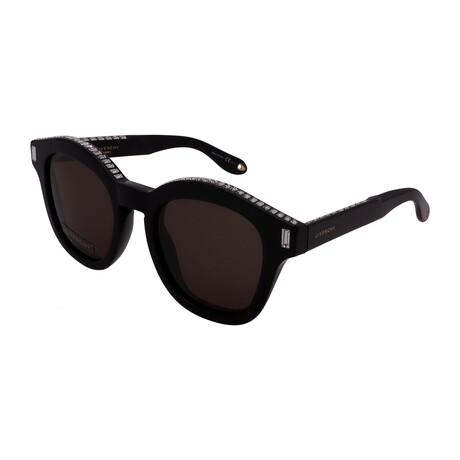 Givenchy // Women's GV-7070-S-7C5 Butterfly Sunglasses // Black