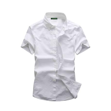 Basso Shirt // White (S)