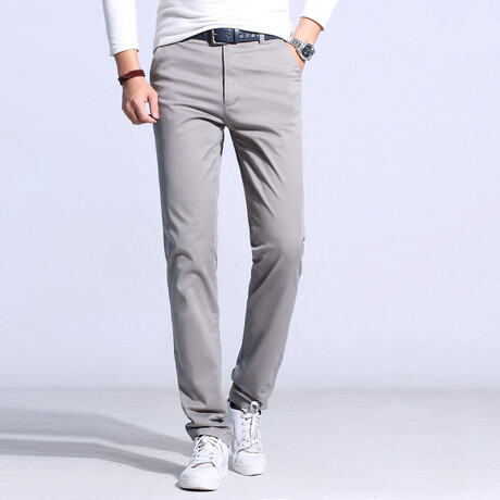 Golas Pants // Gray (30)