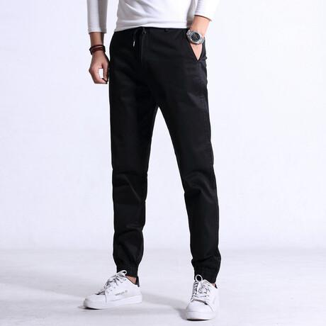 Cabot Pants // Black (S)