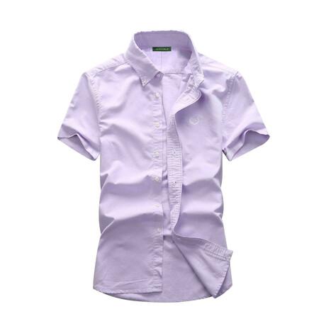 Basso Shirt // Purple (S)