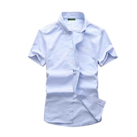 Basso Shirt // Light Blue (S)