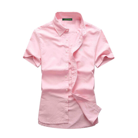 Basso Shirt // Pink (S)
