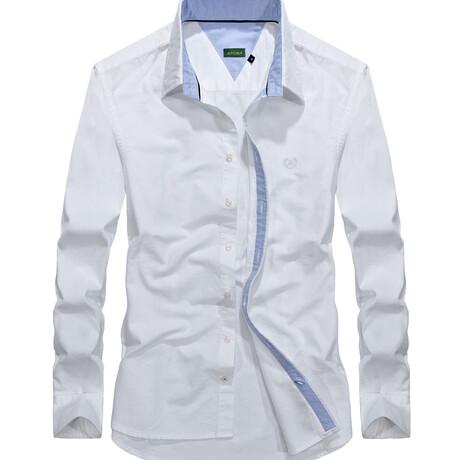 Manzin Shirt // White (S)