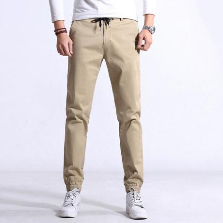 Cabot Pants // Khaki (S)
