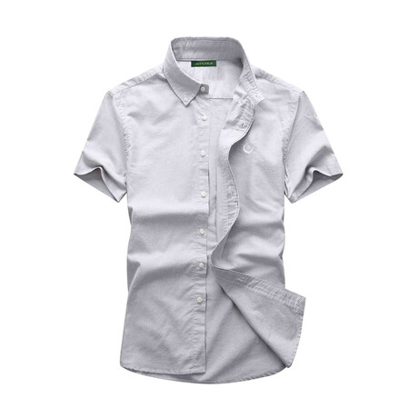 Basso Shirt // Gray (S)