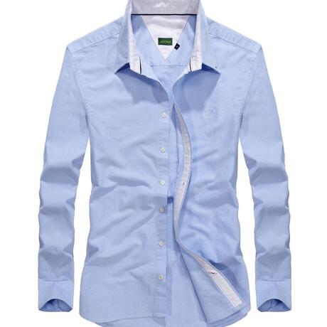 Manzin Shirt // Light Blue (S)