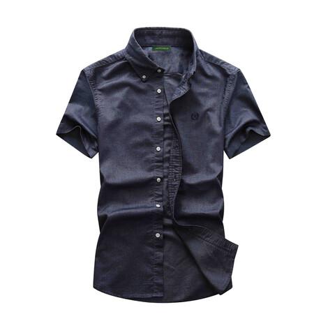 Basso Shirt // Dark Gray (S)