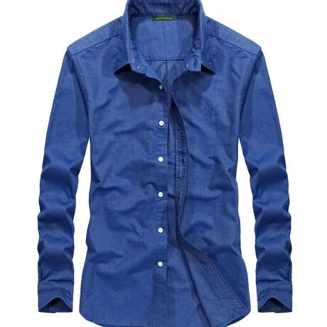 Ferron Shirt // Blue (S)