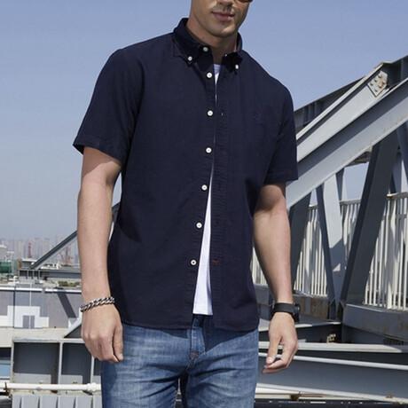 Doull Shirt // Dark Blue (S)