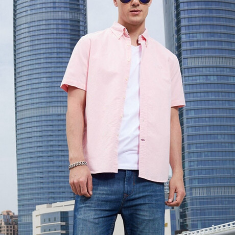 Doull Shirt // Pink (S)