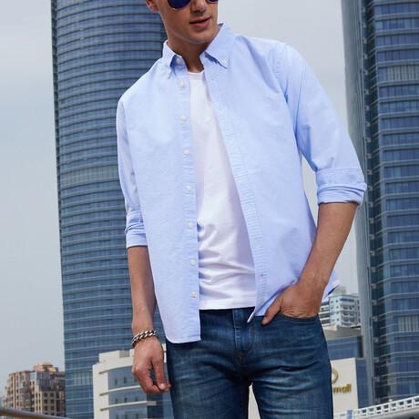 Ferron Shirt // Light Blue (S)