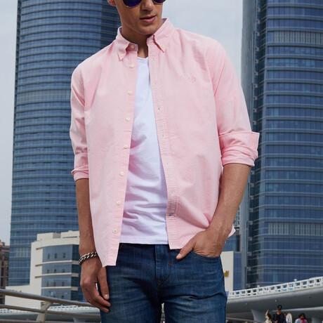 Ferron Shirt // Pink (S)